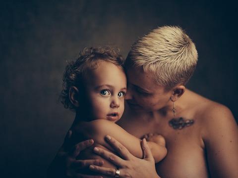 Как научить ребёнка отпускать маму по своим делам?