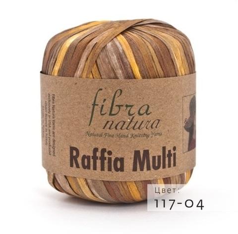 Крафтовые марки пряжи от модного производителя Fibra Natura!