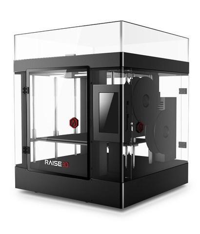 Обзор нового 3D-принтера Raise3D N2 Dual