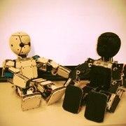 Лабораторные исследования роботов-младенцев