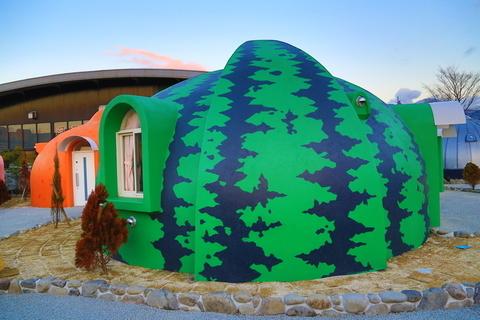 Модель купольного дома