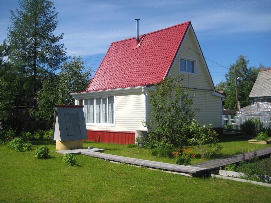 Налог на незарегистрированные дома