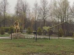 Группа Develius Estate предоставила спецтехнику для уборки территории в деревне Малахово Заокского района