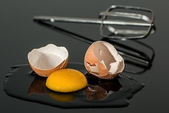 Заменить яйца в выпечке поможет аквафаба
