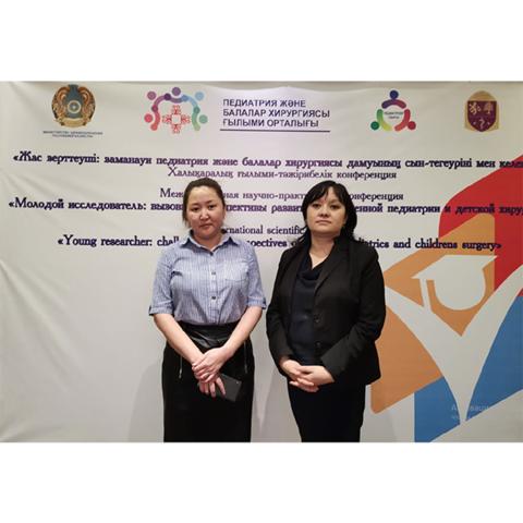 Состоялась Международная научно-практическая конференция «Молодой исследователь: вызовы и перспективы развития современной педиатрии и детской хирургии»