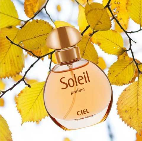 Осенние мотивы в парфюмерии