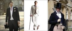 Мужская трость - модный аксессуар из прошлого