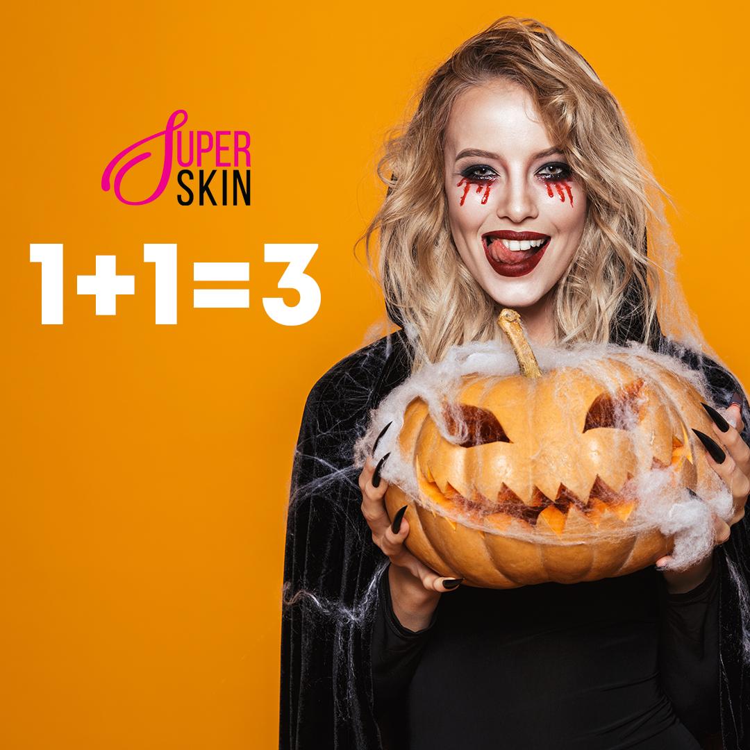 Halloween 1+1