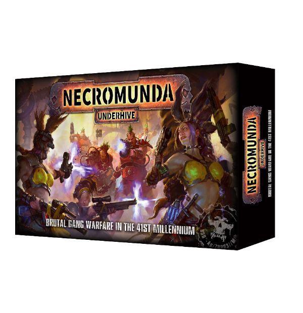 Necromunda и Shadespire уже в России!