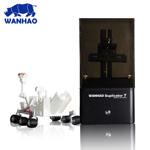 3D принтер Wanhao Duplicator 7 - бюджетная DLP (SLA) модель