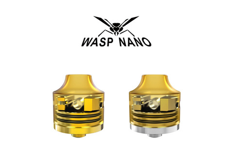 Обзор WASP Nano RDA by OUMIER
