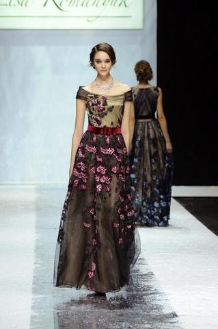 Fashion-показ коллекции