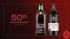 Taylor's отмечает 50-ю годовщину категории LBV