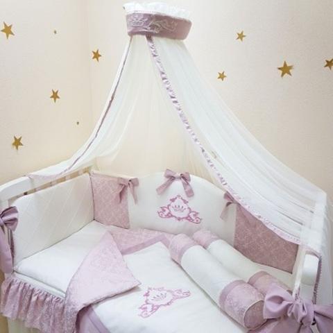 Выбираем постельное белье для новорожденных в кроватку