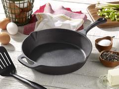 Стоит ли покупать чугунную сковородку?
