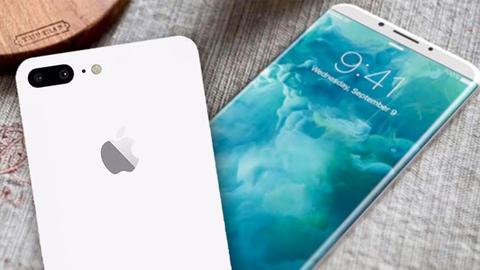 В следующем году купертиновцы могут полностью перейти на OLED-панели в своих смартфонах