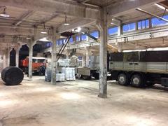 Открытие предприятия по производству гидроизоляции