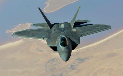 3D-печать поможет военным экономить на ремонте истребителей F-22
