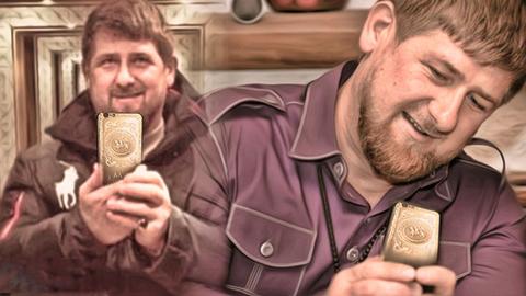 Глава Чечни презентуетiPhone 7 тому, кто расскажет правду о республике