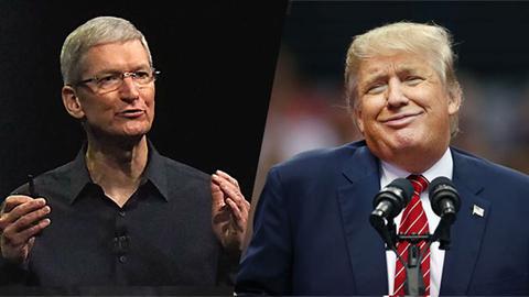 Топ-менеджер Apple убеждает президента США не выходить из Парижского соглашения