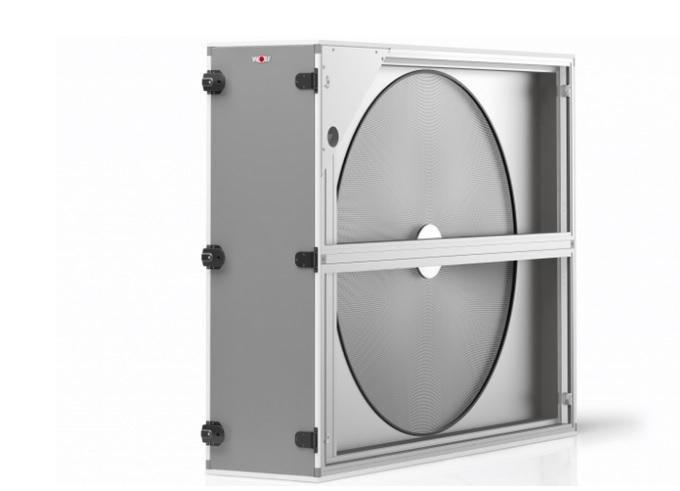 Компания WOLF представила вентиляционные установки для российского севера
