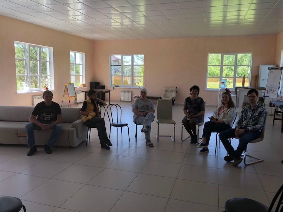 В «Романовском Парке» обсудили детские занятия