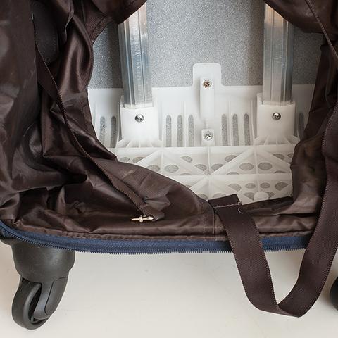 Как выбрать дорожный чемодан