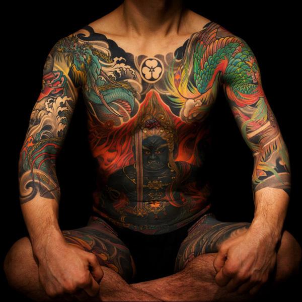 5 интересных фактов о татуировках
