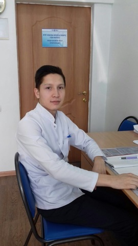 Омашбеков Жарқын Аканович