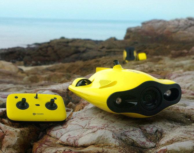 Набор для подводного дрона Gladius Mini
