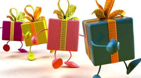 Напиши отзыв - получи подарок!