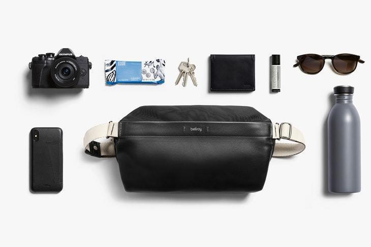 Обзор сумки Bellroy Premium Sling