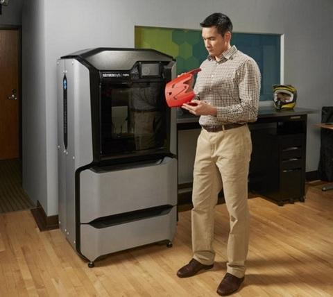 Stratasys готовит к выпуску новую линейку офисных 3D-принтеров F123