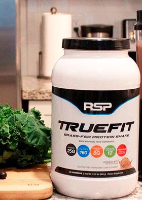 Новый бренд на West Shop - RSP Nutrition