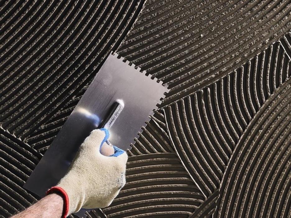 Как работать с плиточным клеем ОСНОВИТ БАЗПЛИКС АС10