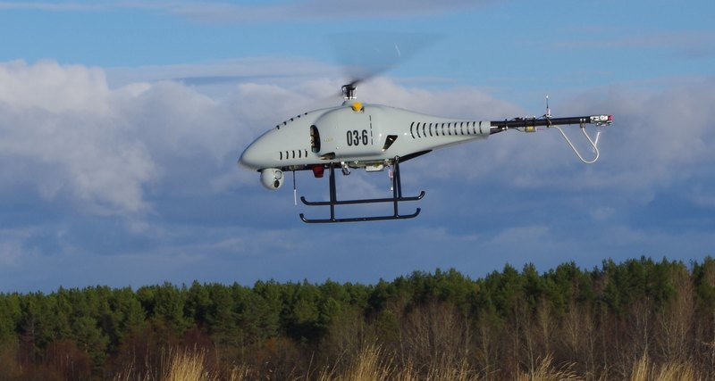 Летающие металлоискатели
