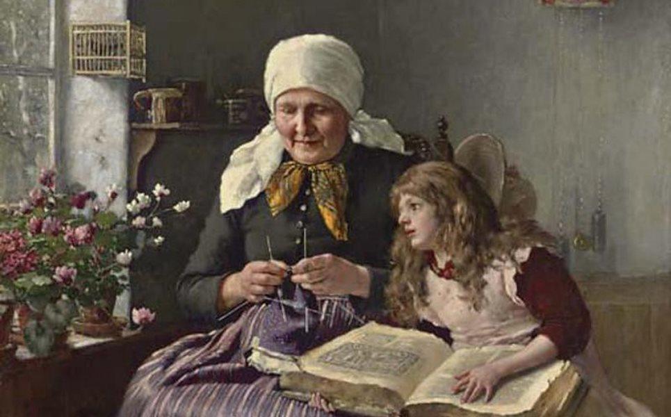 Секреты бабушки Василисы
