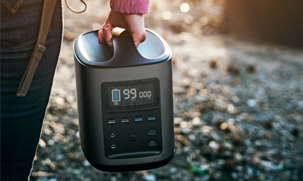 Портативный аккумулятор River зарядит смартфон 30 раз, а ноутбук 9 раз!