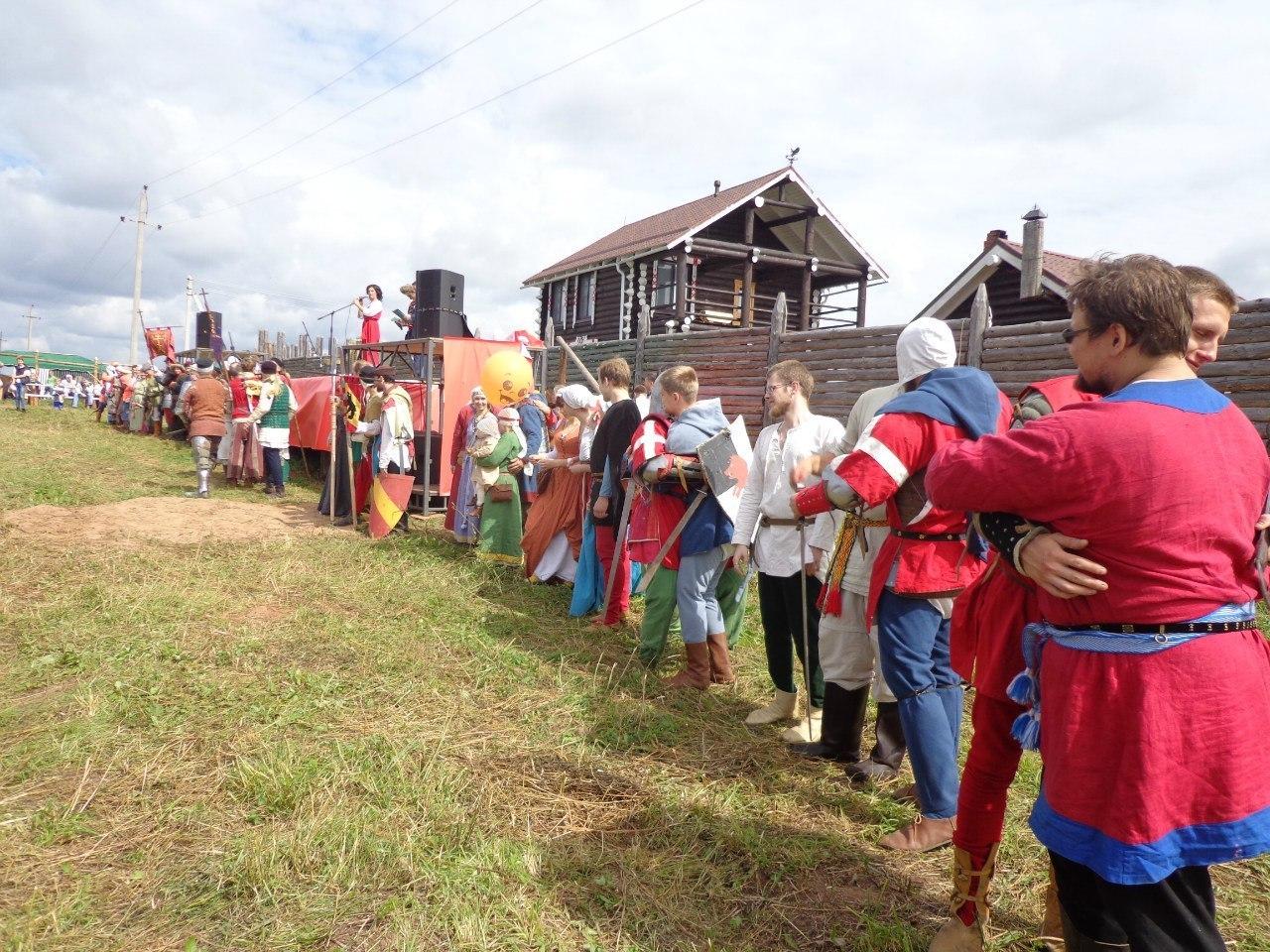 Международный фестиваль исторической реконструкции «Русь дружинная»