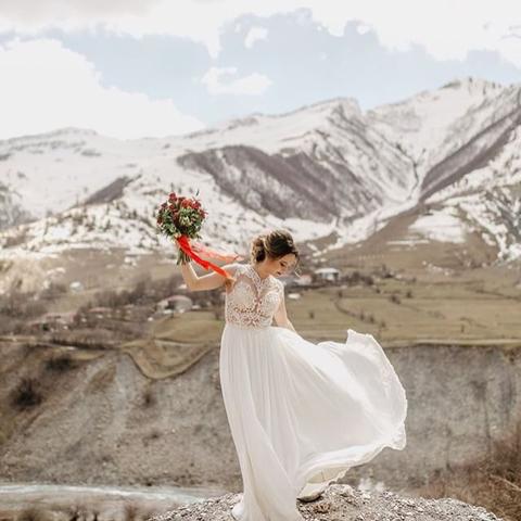 Как организовать свадьбу в Грузии?