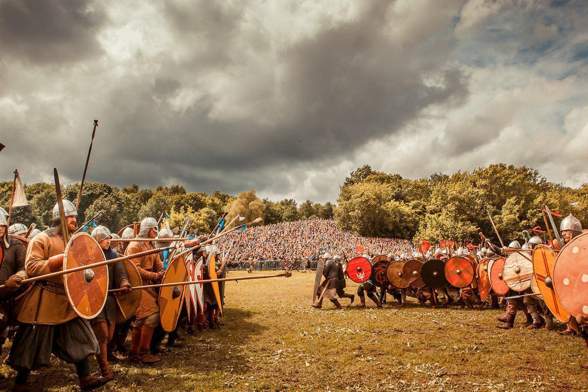 «Битва тысячи мечей. Рагнарёк». Фестиваль в стиле эпохи викингов