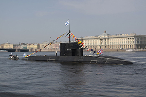 В Питере на воду спустят «Кронштадт»