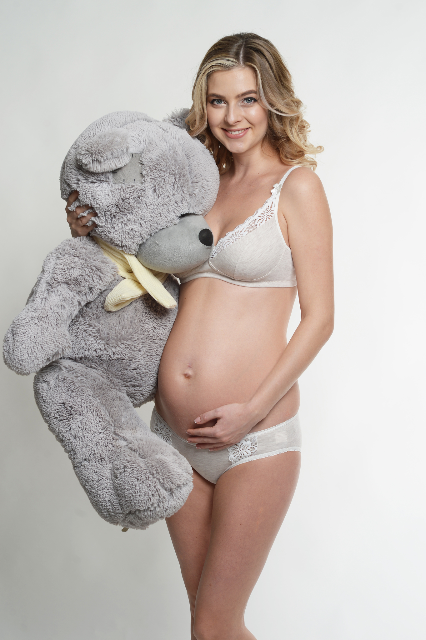 Беременность - повод быть красивой!