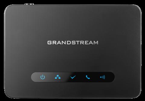 Компания Grandstream представила новинку: DECT репитер с расширенным радиусом действия