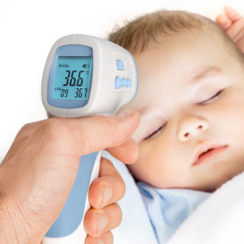 Медицинские инфракрасные термометры для тела Medisana