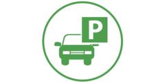 Аварийное освещение паркинга, стоянки автомобилей