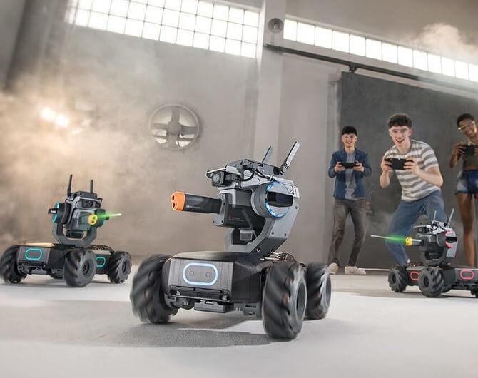 FAQ по RoboMaster S1