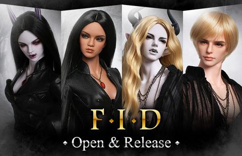 Открыт предзаказ на ВСЕХ F.I.D !!!