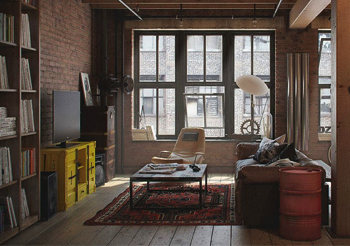 Мебель в стиле лофт от Afonin Group
