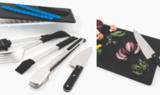 Какие ножи понадобятся для приготовления блюд на гриле